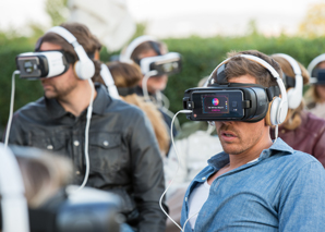 Das mobile Virtual-Reality-Kino