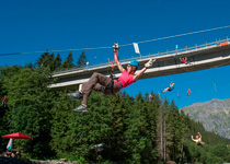 Adelboden adventure park – everything from action to relaxation