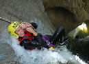 Canyoning Chli Schliere en Suisse centrale