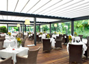Sommerlocation: Dinieren in der Orangerie